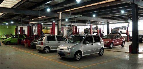 Agendar revisão Chery Motors Lapa