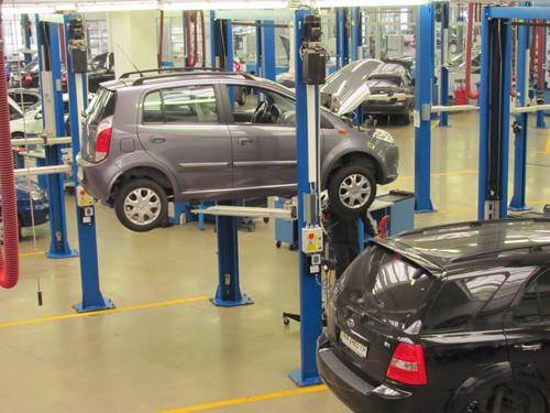 Agendamento revisão Caoa Chery Motors
